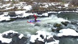 1st Street Rapids: Whitewater SUP