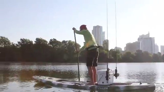 ACK Lifestyles: SUP Fishing with Carlos Andreu