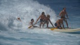 Aloha Friday Party Wave | Supsquatch Makaha
