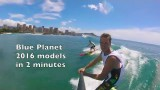 Blue Planet 2016 SUP models in two minutes