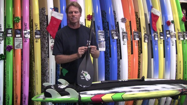 Kai Zen SUP Paddle project update December 1st  2015