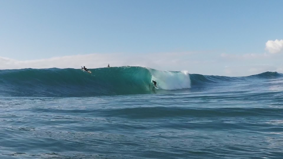 Bliss on the Gold Coast | Surfing