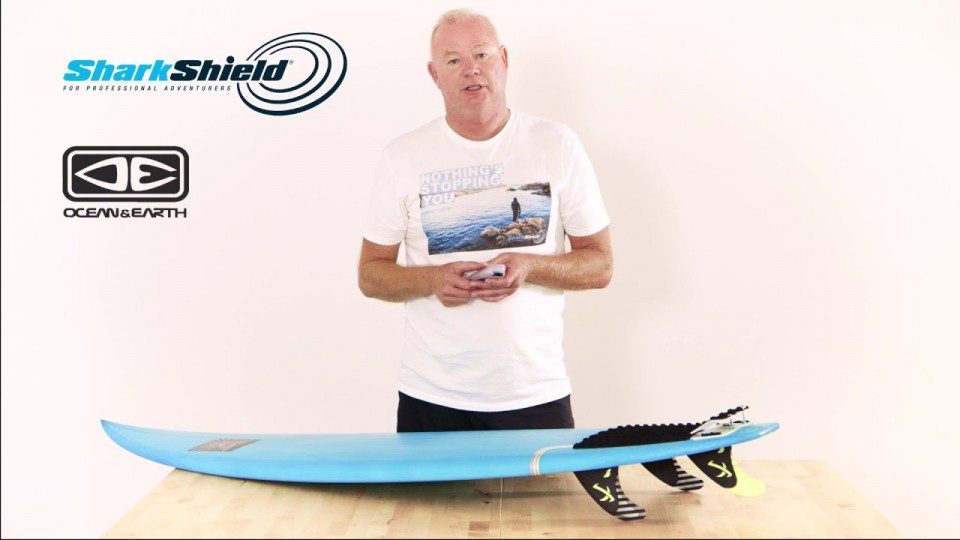 Introduction to the all new Shark Shield FREEDOM+ Surf