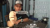 How to make the best Spearfishing Flasher with Chris Coates