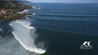Gran domingo en Mundaka. Big Sunday In Mundaka.