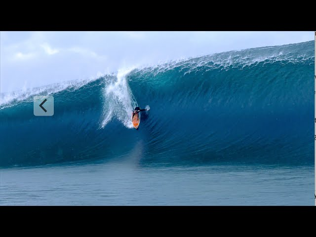 RoughCuts Offcut – Frothers First Trip to Teahupoo