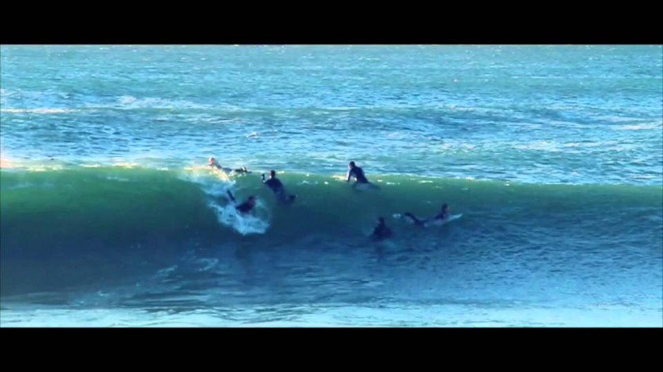 ALL IS SWELL – Harbour Wedge & Sea Point Surfing | Cape Town
