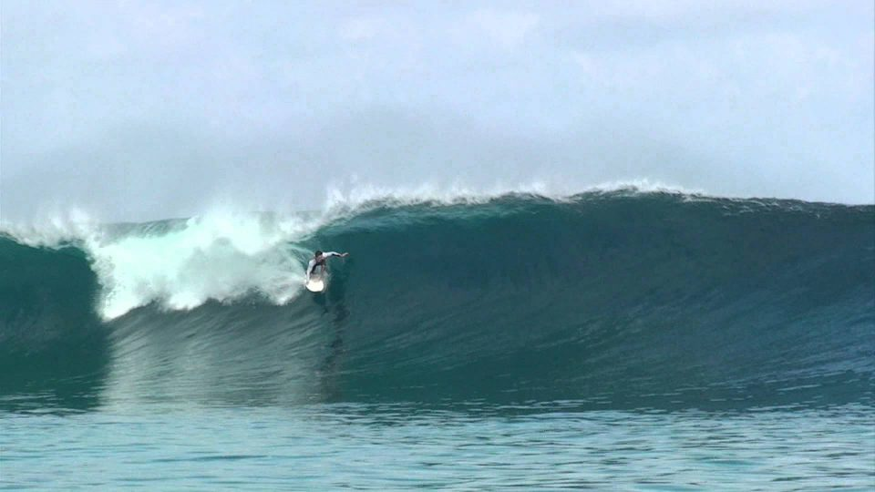 """Mentawais surfing """"The Hole"""" & HT's"""