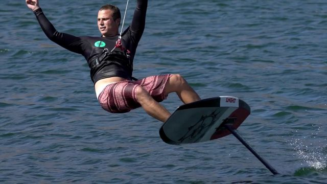 """Adam Withington """"Jumping with your foil"""""""