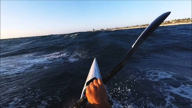 Another Incredible Extreme Perth Downwind Surfski Paddle – 16/03/16 Cottesloe to Sorrento