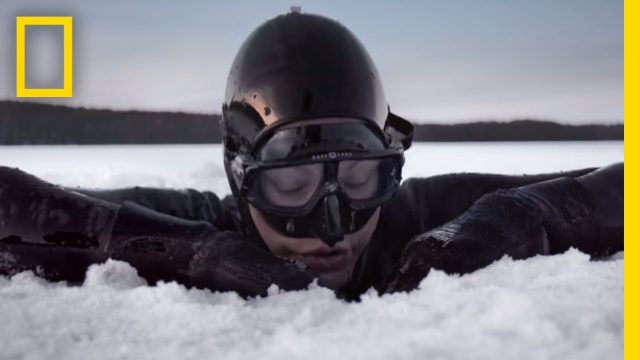 Arctic Free Diving Helped Save Her Leg – Now She Has a World Record | Short Film Showcase