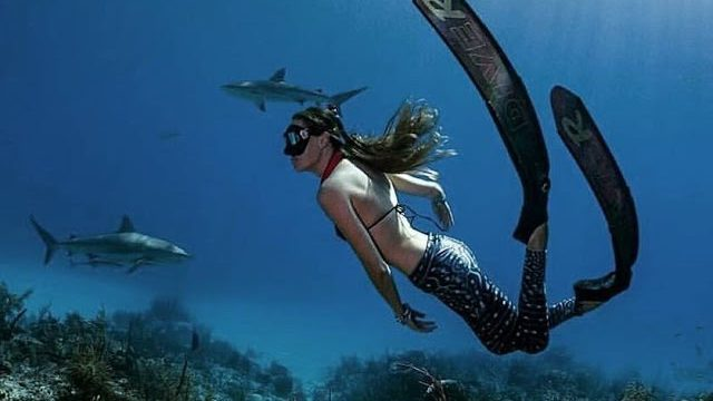 Ashleigh Baird – Freedive against all odds
