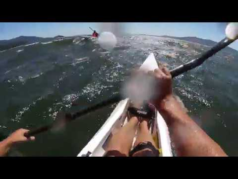 Bellingham Bay Spring Downwind Paddle