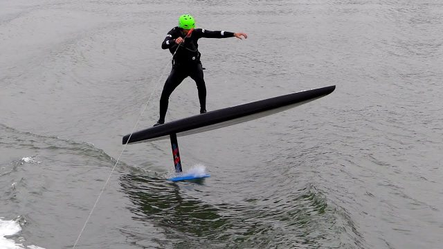 Foil SUP Practice Day 3 – Extended