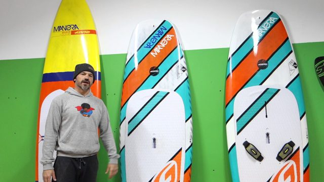 FOIL SURF & SUP F-ONE Part 1
