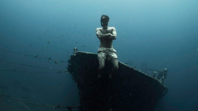 Freediving the Boga Wreck in Bali: Adventures on One Breath #7