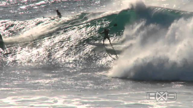 Giant Wave SUP – Stand Up Paddling Hawaii