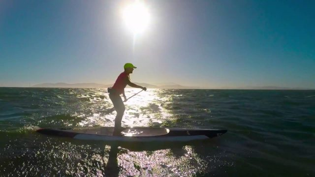 Golden Gate Downwinder – 10 Mile Stand Up Paddleboard Trip on the San Francisco Bay