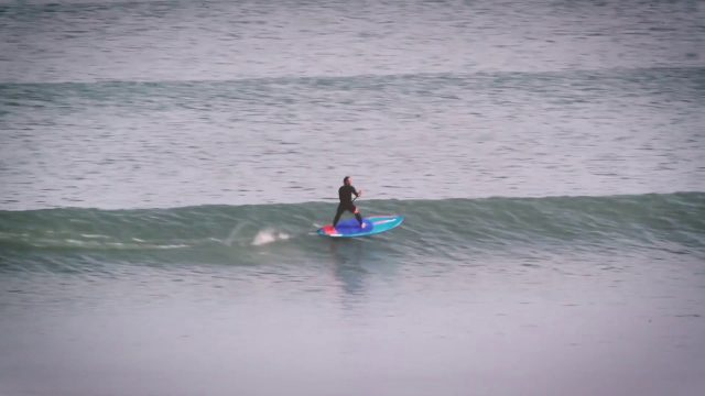 Learn to SUP Foil on the perfect Chicama waves with Amit Inbar