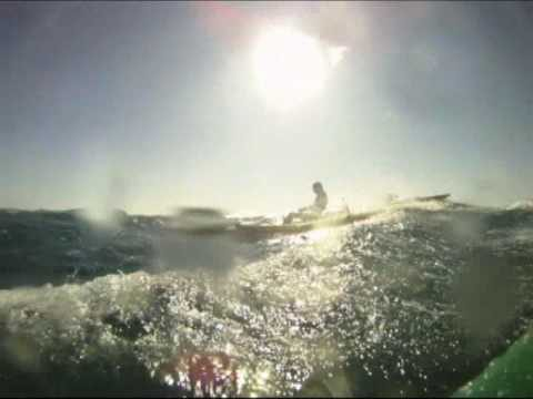 oc1 outrigger downwind surfing