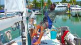 Rigging Our Sailboat (Part 2 of 3)- Sailing SV Delos Ep. 62.