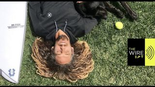 Rob Machado is Handing You Happiness on The Wire Podcast
