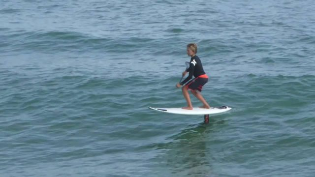 Spencer Brothers SUP Foiling