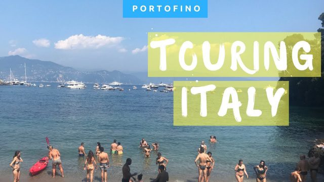 Stand Up Paddle Board trip to Portofino Italy