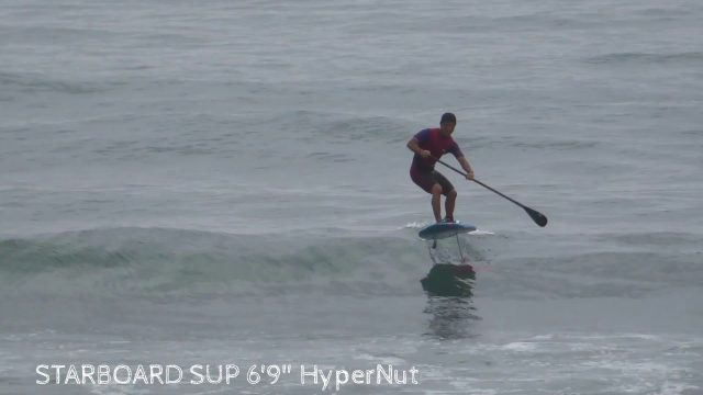 """""""STARBOARD"""" """"GoFoil"""" SUP Foil Aerial by SUP TOMO"""