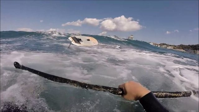 SUP Foil Exercise 08/Mar/2017