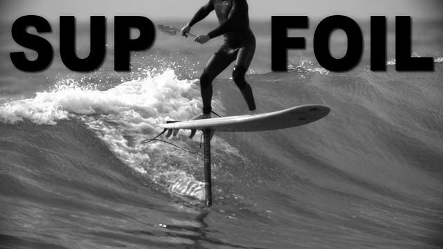 SUP Foil – Home Flight with HORUE® | Official Teaser
