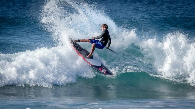 SUP Surfing Keahi de Aboitiz South Bound 2017