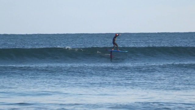 "SUP TOMO/""STARBOARD"" ""Go Foil"" HydroFoil surfing"