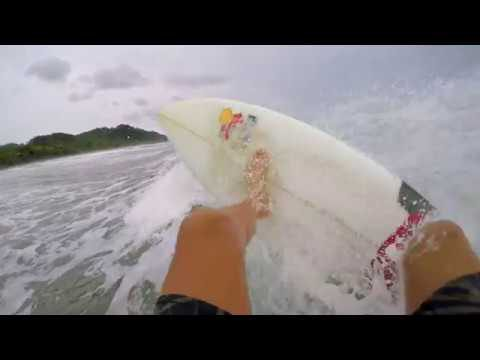 Surfing & Living in Costa Rica, How We Afford To Do It