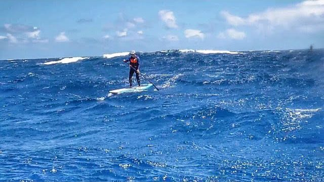 The Maliko Run Downwind Paddle on Maui