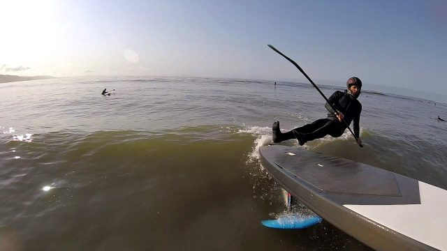 What's so great about Foil surfing?