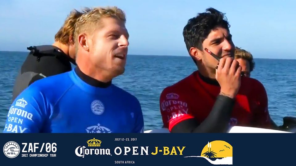 Day 5 Post Show – Another Incredible Day at the Corona Open J-Bay 2017