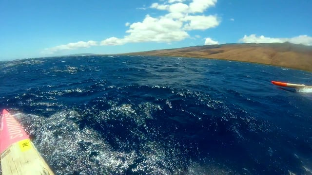 James Casey POV Maui to Molokai M4M 2017