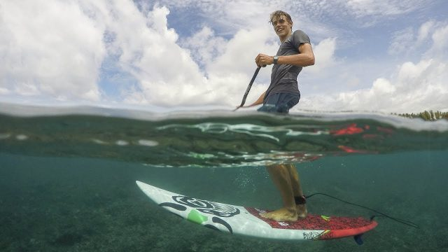 SUP Surfing Progression: How To Ride a Low Volume board