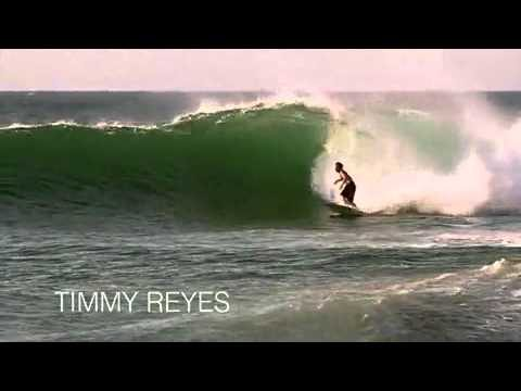 Alex Grey and Timmy Reyes at Mexico surf