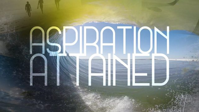 ASPIRATION ATTAINED  |  Brett Barley's Skeleton Bay Experience