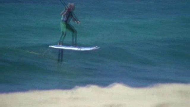 FOIL STAND UP PADDLE