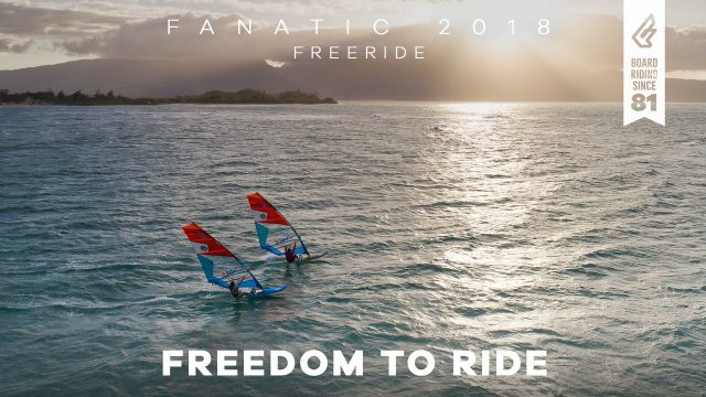 FREEDOM TO RIDE – Fanatic Highlights Freeride Range 2018