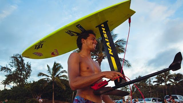 Kai Lenny Is Bringing the Hydrofoil (and Surfing) To New Heights – The Inertia