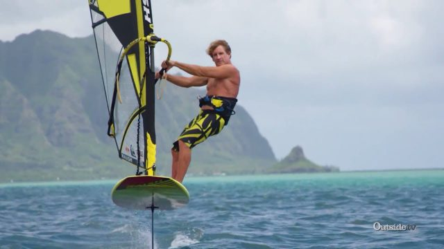 Kai Lenny & Robby Naish on the Foil Revolution | In the Zone