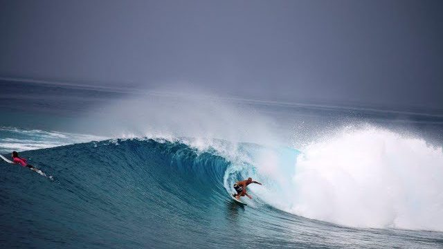 Surfing the Maldives with Barton Lynch and The Perfect Wave, 2017