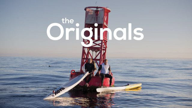 The Originals Episode 2: Paddleboard Shaper Joe Bark