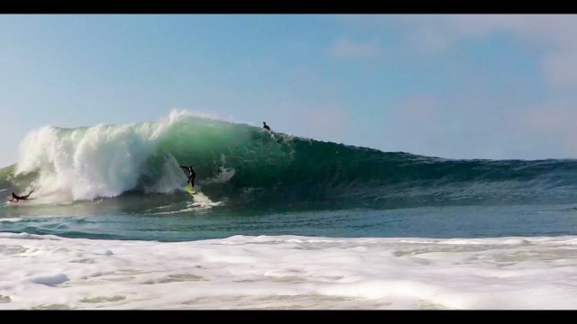 This Weekend at Wedge, Starring Mason Ho