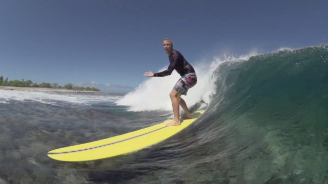 Red Bull Decades – Surfing the Iconic Greg Noll Board – Ep. 1