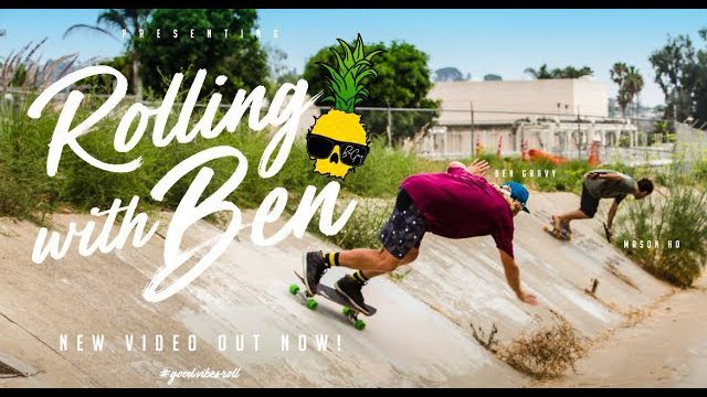 Sector 9: Rolling with Ben